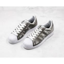 Adidas Superstar 50s Gray White FX7780 36-45