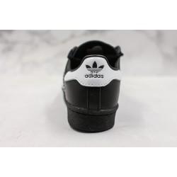Adidas Superstar 80s Black White 36-45