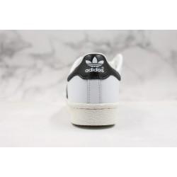 Adidas Superstar 80s White Black G61070 36-45