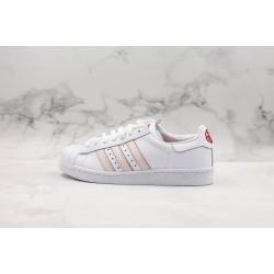 Adidas Superstar 80s CNY White Red B2569 36-45