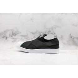 Adidas Superstar Slip-On Black White S81337 36-45