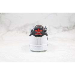 Adidas Superstar W White Black Red FW6593 36-45