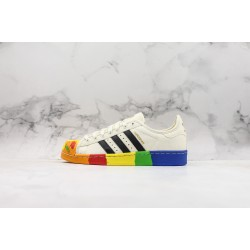 Adidas Superstar II W White Black Yellow S82590 36-45