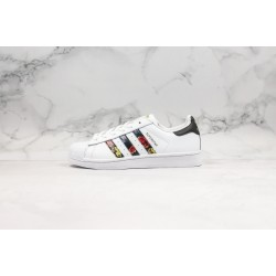 Adidas Superstar W White Black Red EF1480 36-45