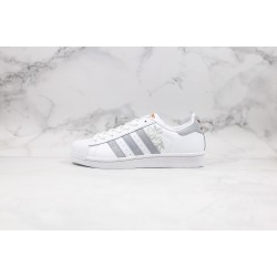 Adidas SuperStar W White Gray CG6002 36-45