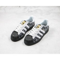 Adidas Superstar Black White FV2819 36-45