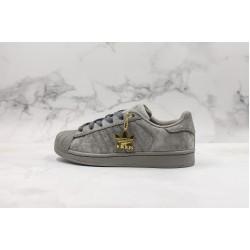 Adidas Superstar Gray Gold 36-45