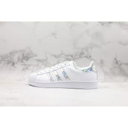 Adidas Superstar J White Silver F33889 36-45