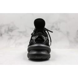 Adidas Y-3 Kaiwa Chunky Sneakers All Black White