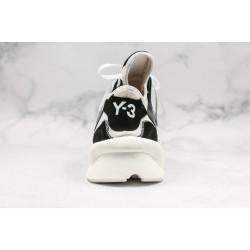 Adidas Y-3 Kaiwa Chunky Sneakers Black Off White