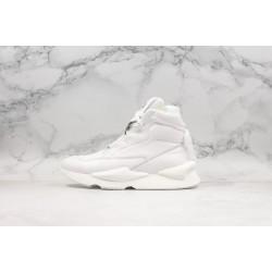 Adidas Y-3 Kaiwa Chunky Sneakers All White