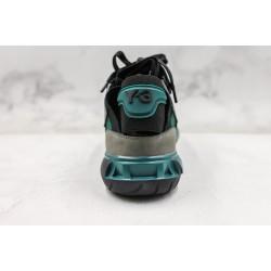 Adidas Y-3 Qasa High Black Blue