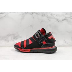 Adidas Y-3 Qasa High Black Red