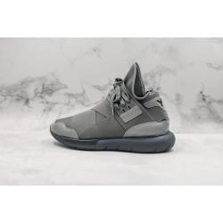 Adidas Y-3 Qasa High Gray Black