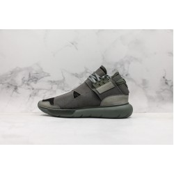 Adidas Y-3 Qasa High Gray Black AA5566