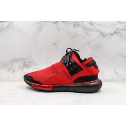 Adidas Y-3 Qasa High Red Black