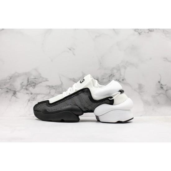 Adidas Y-3 Ren White Black