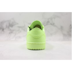 Air Jordan 1 Low All Green CJ7891-700 36-45