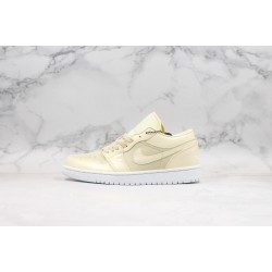 Air Jordan 1 Low All Yellow CQ9446-200 36-45