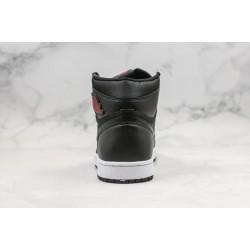 Air Jordan 1 High OG Black Red 555088-060 36-45