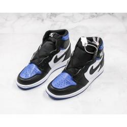 Air Jordan 1 High OG Game Royal Black Blue White 555088-041 36-45