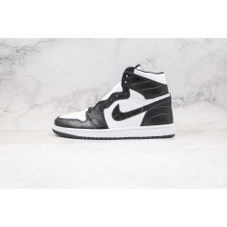 Air Jordan 1 Black White 555088-010