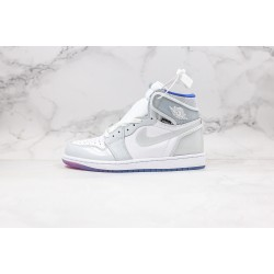Air Jordan 1 Gray Blue White CK6637-104 36-45