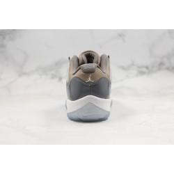 Air Jordan 11 Low Bred Gray 528895-003 36-45