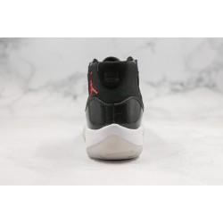 Air Jordan 11 Retro Black Red 378037-002 36-45
