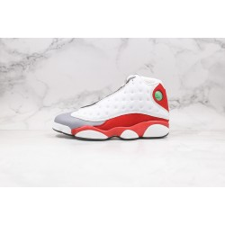 Air Jordan 13 Retro Chicago White Gray Red 414571-126 36-45