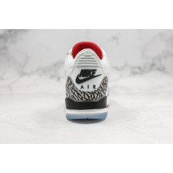 Air Jordan 3 Retro NRG White Cement 923096-101 36-45