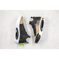 Air Jordan 34 Black Gold BQ3381-800 36-45