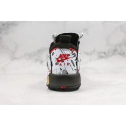 Air Jordan 34 White Black Red 36-45