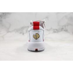 Air Jordan 34 White Red 36-45