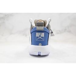 "Air Jordan 34 SJX ""Blue Void"" White Blue BQ3381-104"