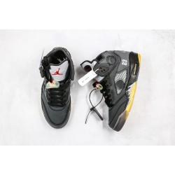 Air Jordan 5 Black Gold CT8480-001 36-45