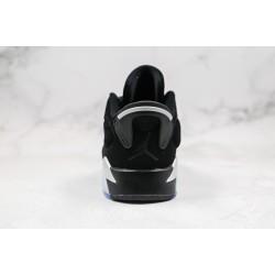 Air Jordan 6 Low GS Triple Black 304401-003