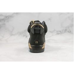 Air Jordan 6 Retro SE Black Gold 36-45 CT4954-007 36-45