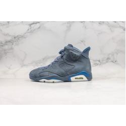 Air Jordan 6 Jimmy Butler All Blue 384664-400 36-45