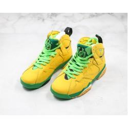Air Jordan 7 Yellow Green AT3375-300 36-45