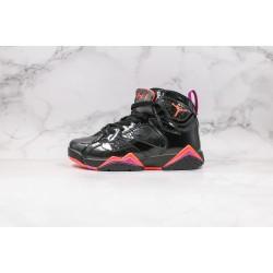 Air Jordan 7 Black Red 313358-006 36-45