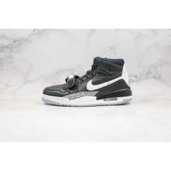 Air Jordan Legacy 312 Black White AV3922-001