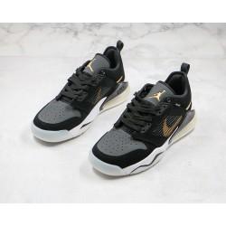 "Air Jordan Mars 270 ""Defining Moments"" Black Gold CK1196-017"