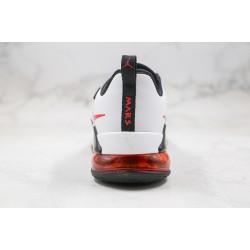 "Air Jordan Mars 270 ""White Jade Orange"" White Black Red DB5919-181"