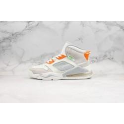 Air Jordan Mars 270 White Gray Orange CT9132-002 36-45