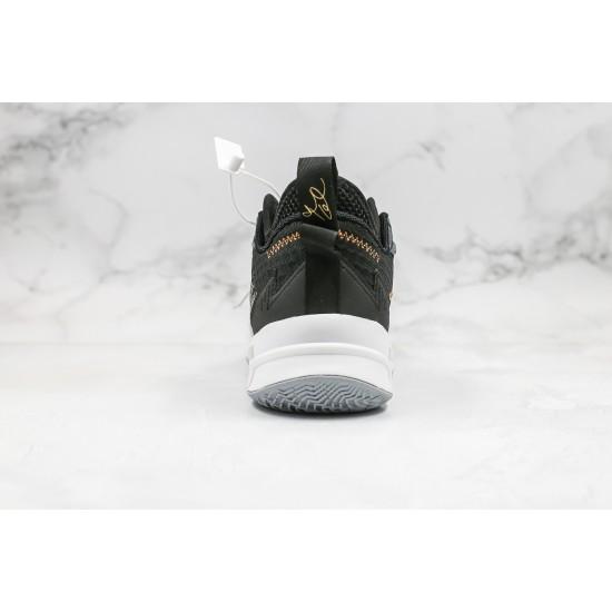 Jordan Why Not Zero 0.3 Black White CD3003-001 39-45