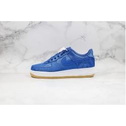 Clot Prm x Nike Air Force 1 Blue White CJ5290-400 36-45