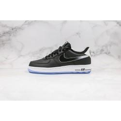 Colin Kaepernick x Nike Air Force 1 Low Black Blue CQ0493-001