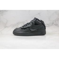 Comme des Garons x Nike Air Force 1 Mid Black DC3601-001 36-45