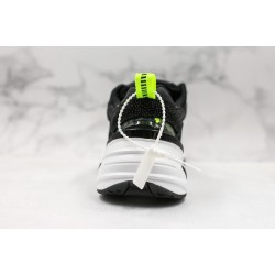 Nike Air M2K Tekno Black Green 36-45